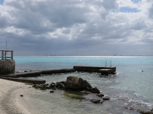 Isla Mujeres - Plage de l'hôtel Garrafon