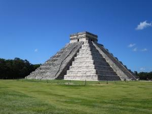 Chichen Itza - Pyramide