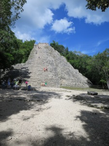 Coba - Pyramide