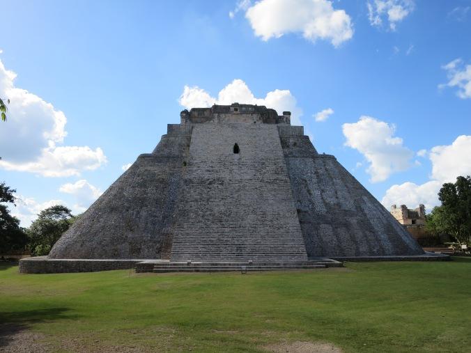 Uxmal - Pyramide