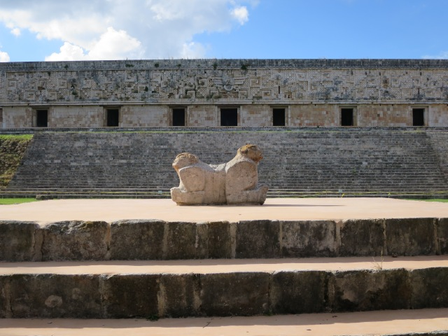 Uxmal - Palace