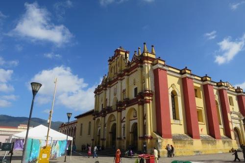San Cristobal - Cathédrale