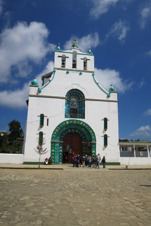 San Juan Chamula - Eglise