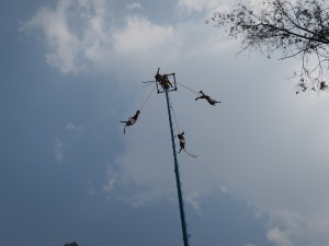 Mexico City - Voladores